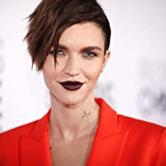 Ruby Rose at an event for The 43rd Annual People's Choice Awards (2017)