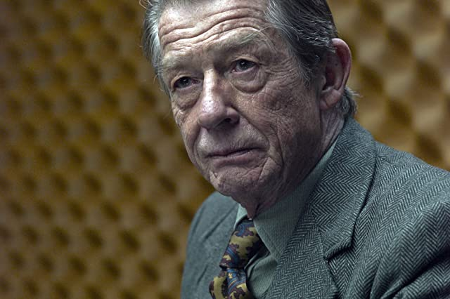 John Hurt in Tinker Tailor Soldier Spy (2011)