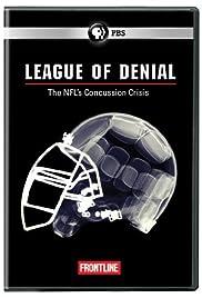 League of Denial: The NFL's Concussion Crisis Poster