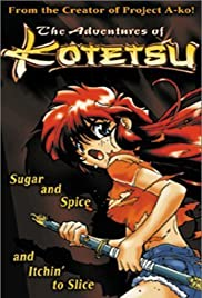 Adventures of Kotetsu Poster