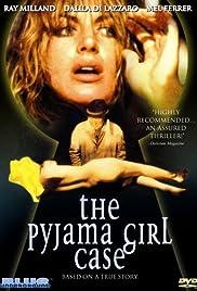 La ragazza dal pigiama giallo Poster