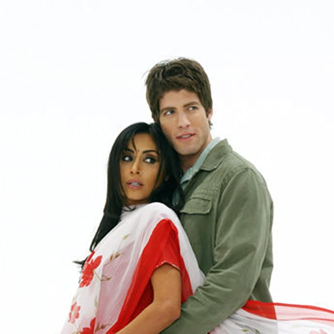 Brad Raider and Namrata Singh Gujral in Americanizing Shelley (2007)