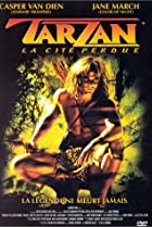 Image of Tarzan and the Lost City