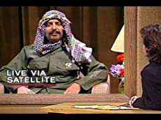 Jon Lovitz As Yasser Arafat