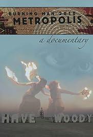 Burning Man: Metropolis Poster