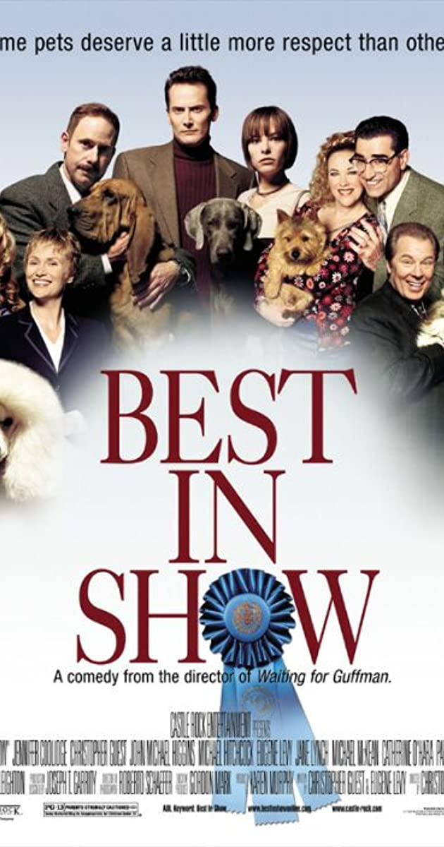 Help With Essay on the Movie Best in Show?