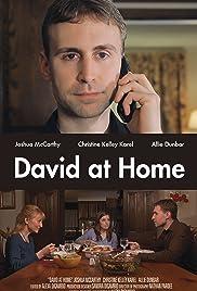 David at Home Poster