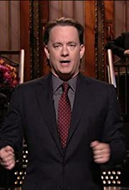 Tom Hanks/Red Hot Chili Peppers Poster