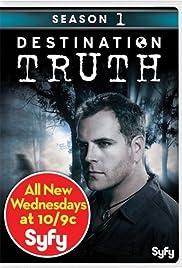 Destination Truth Poster - TV Show Forum, Cast, Reviews