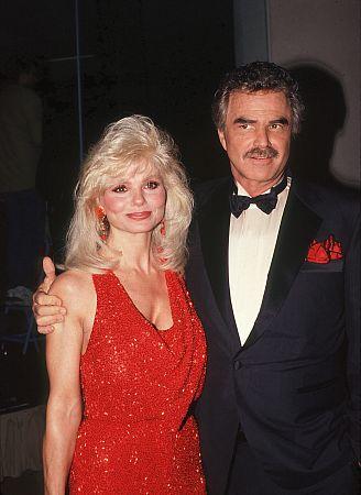 Burt Reynolds and Loni Anderson C. 1991