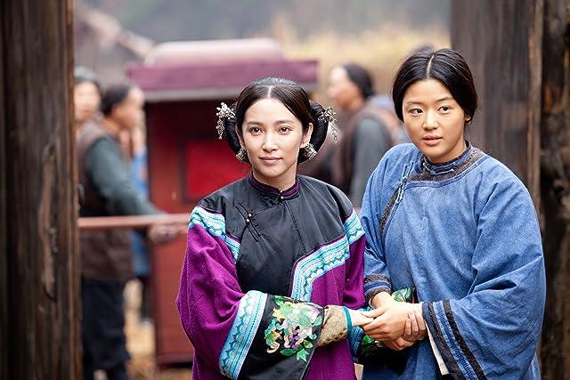 Ji-hyun Jun and Bingbing Li in Snow Flower and the Secret Fan (2011)
