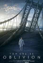 Oblivion film poster