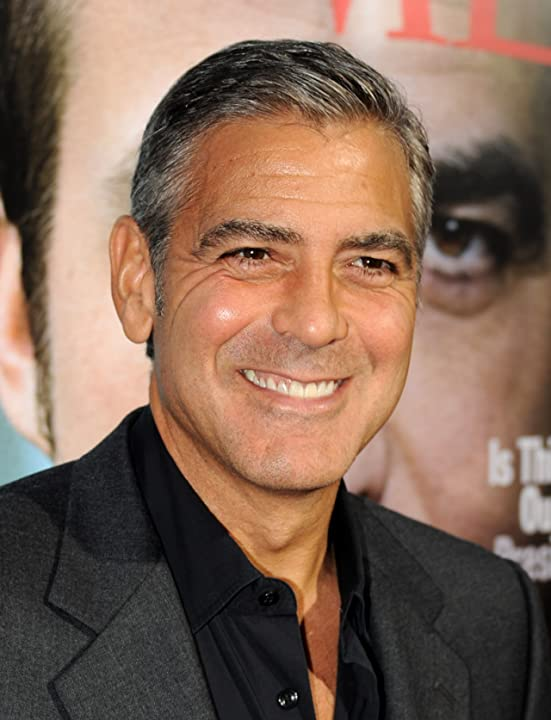 George Clooney at an event for The Ides of March (2011)
