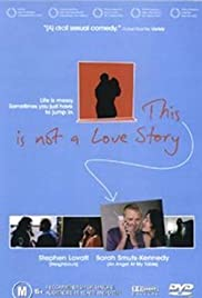This Is Not a Love Story Poster