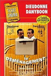 Le déménagement Poster