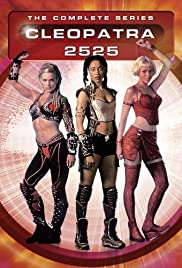Cleopatra 2525 Poster - TV Show Forum, Cast, Reviews