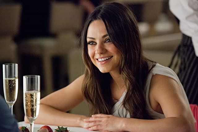 Still of Mark Wahlberg and Mila Kunis in Ted
