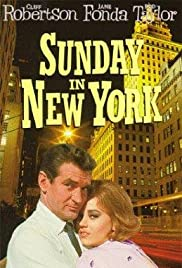 Sunday in New York Poster