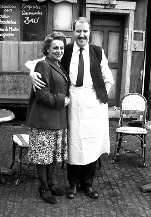 Gorden Kaye and Carmen Silvera in 'Allo 'Allo (1982)
