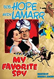 My Favorite Spy (1951) Poster - Movie Forum, Cast, Reviews