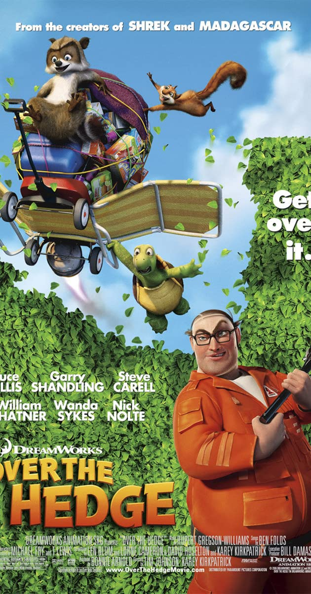 Over the Hedge 2006 BRRip