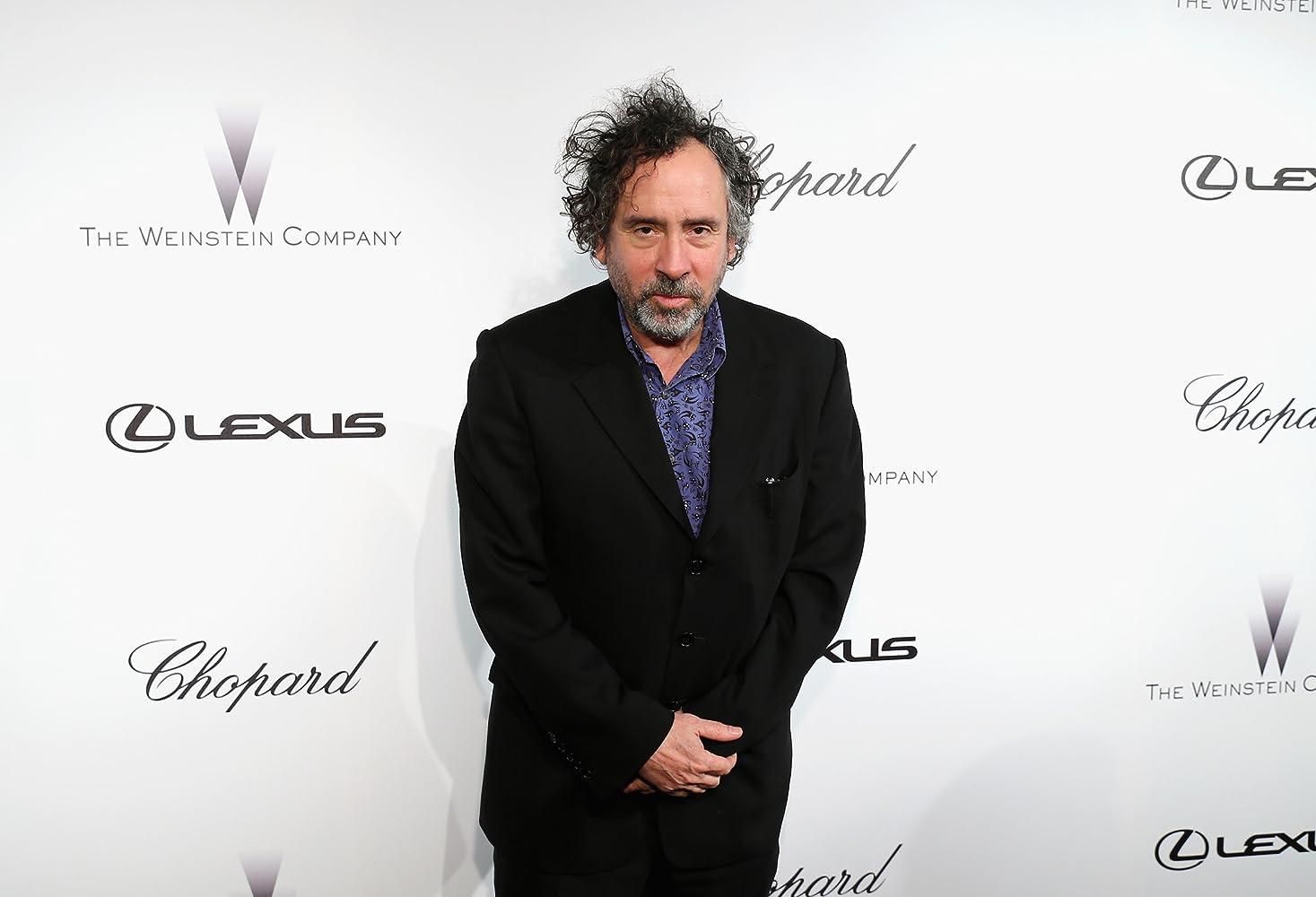 Tim Burton dirigirá una segunda parte de Eduardo Manostijeras |  Noticia