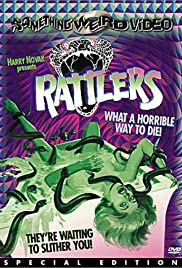 Rattlers (1976) Poster - Movie Forum, Cast, Reviews