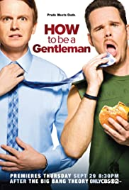 How to Be a Gentleman Poster - TV Show Forum, Cast, Reviews