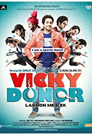 Vicky Donor (2012) Poster - Movie Forum, Cast, Reviews