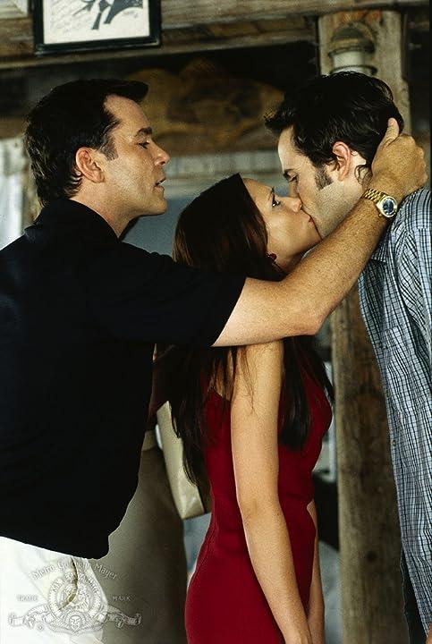 Ray Liotta, Jennifer Love Hewitt, and Jason Lee in Heartbreakers (2001)