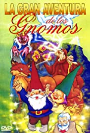The Gnomes Great Adventure Poster