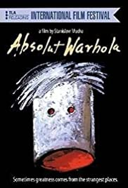 Absolut Warhola Poster