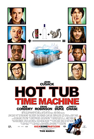 Hot Tub Time Machine (2010) Download on Vidmate