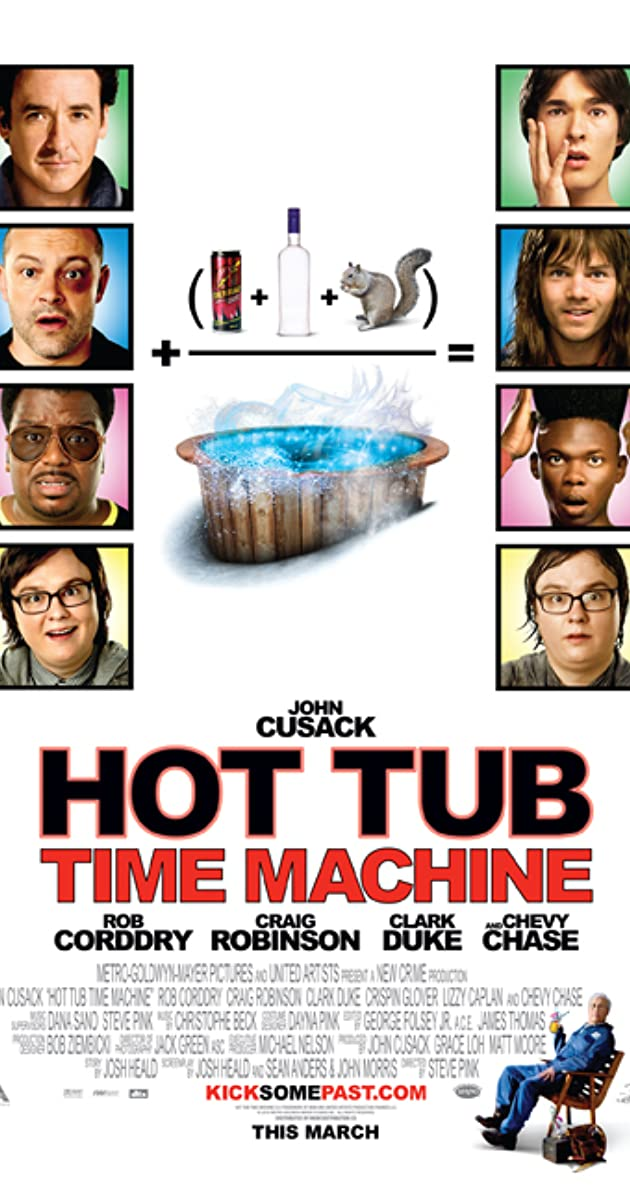 hot tub time machine 2010 imdb. Black Bedroom Furniture Sets. Home Design Ideas