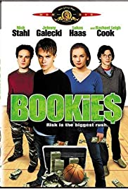 Bookies (2003) Poster - Movie Forum, Cast, Reviews