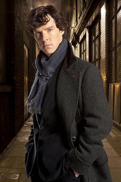 Benedict Cumberbatch in Sherlock (2010)
