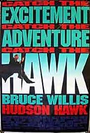 Hudson Hawk Poster