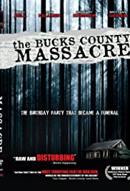 The Bucks County Massacre Poster