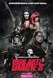 Vigilante Diaries Poster - TV Show Forum, Cast, Reviews