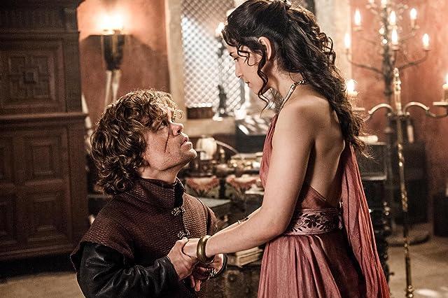Peter Dinklage and Sibel Kekilli in Game of Thrones (2011)