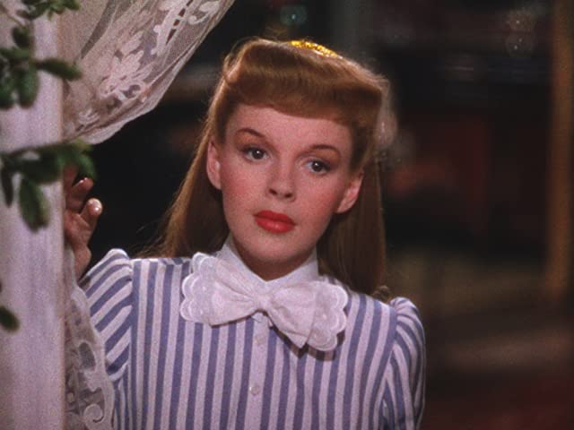 Judy Garland in Meet Me in St. Louis (1944)