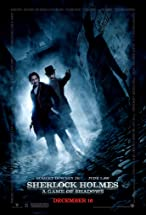 Primary image for Sherlock Holmes: A Game of Shadows