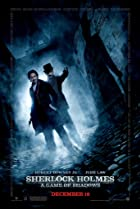 Sherlock Holmes: A Game of Shadows (2011) Poster
