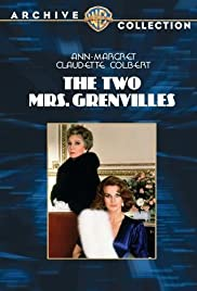 The Two Mrs. Grenvilles Poster - TV Show Forum, Cast, Reviews