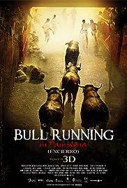 Encierro 3D: Bull Running in Pamplona Poster