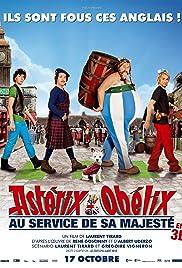 Astérix and Obélix: God Save Britannia(2012) Poster - Movie Forum, Cast, Reviews