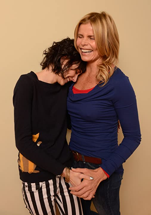 Mariel Hemingway and Langley Hemingway at an event for Running from Crazy (2013)