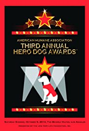 2013 Hero Dog Awards Poster