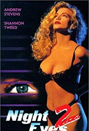 Night Eyes II (1991) Poster - Movie Forum, Cast, Reviews