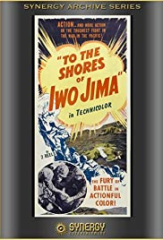 To the Shores of Iwo Jima Poster